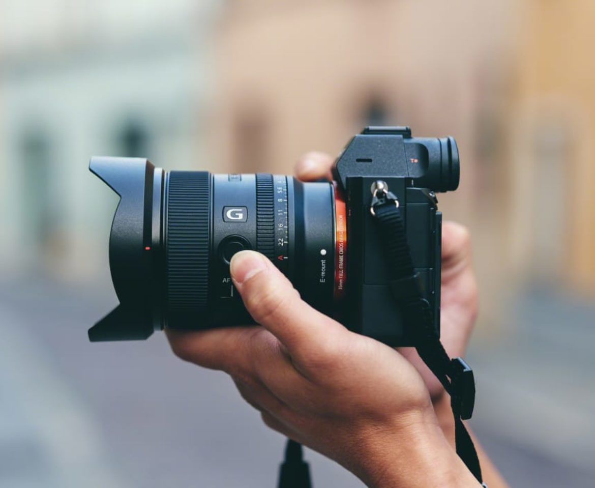 Arriva il nuovo 20mm 1.8 sony